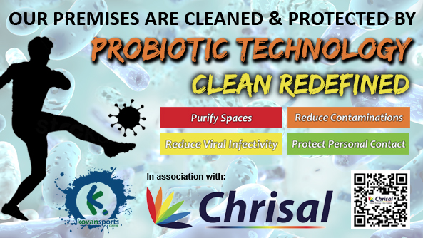 Premises Cleaned & Protected!